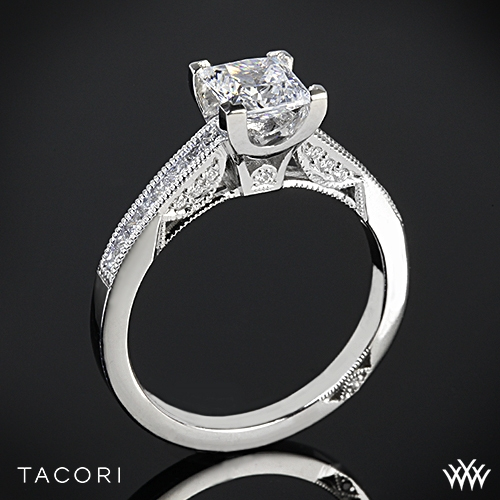 Tacori Simply Tacori Channel-Set Diamond Engagement Ring