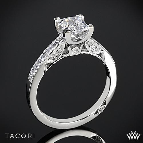 Tacori 2576SM PR Simply Tacori Diamond Engagement Ring