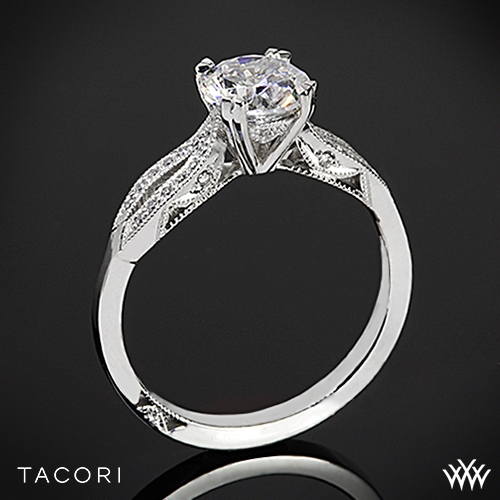 Tacori 2573SM Split Shank Diamond Engagement Ring