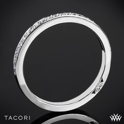 Tacori 2630BMD P Dantela Medium Pave Diamond Wedding Ring
