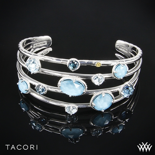 Tacori SB156050233 Island Rains Color Circle Bracelet