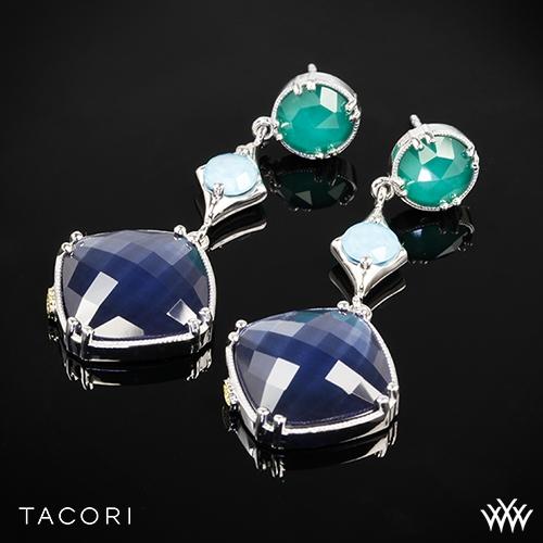Tacori SE169052735 City Lights Multi Color Earrings
