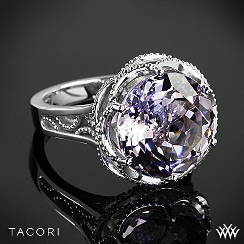 Tacori SR12313 Blushing Rose Amethyst Ring