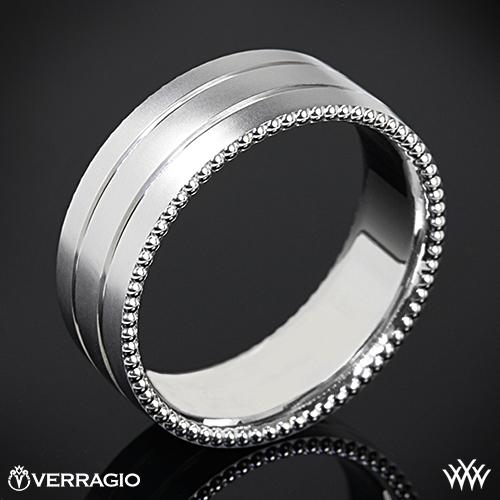 Verragio 8N03 Channeled Wedding Ring