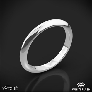 Vatche U-113 Knife-Edge Wedding Ring