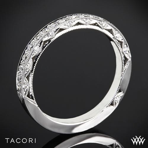 Tacori HT2516B Blooming Beauties Diamond Wedding Ring