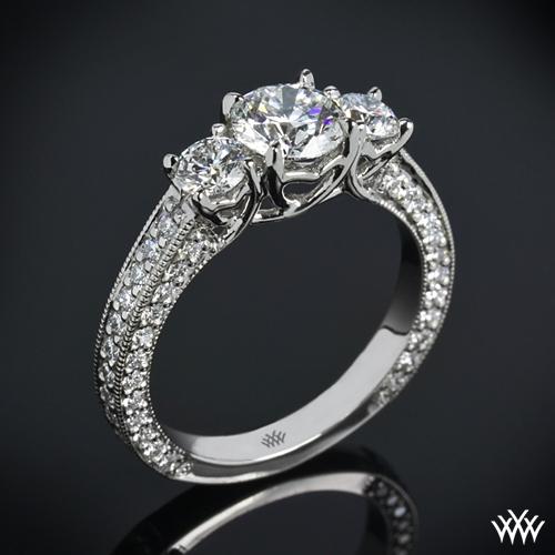 'Coeur De Clara Ashley' Engagement Ring