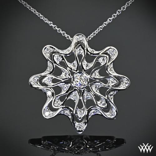 Embrace Diamond Pendant