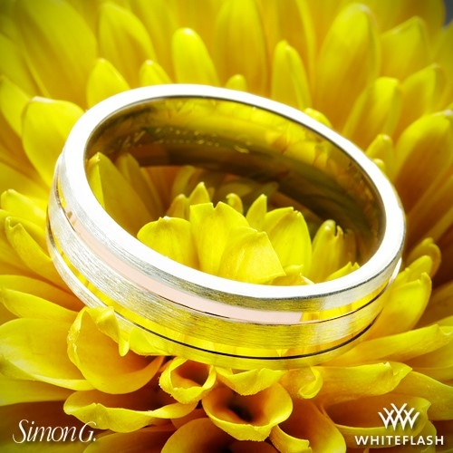 A Guide To Men S Wedding Rings Whiteflash