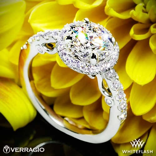 Verragio INS-7003 Diamond Engagement Ring