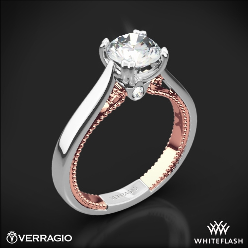 Verragio ENG-0418R Couture Solitaire Engagement Ring