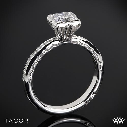 Tacori 301-25PR Starlit Diamond Engagement Ring for Princess