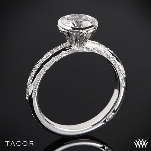 Tacori 305-25RD Starlit Diamond Engagement Ring