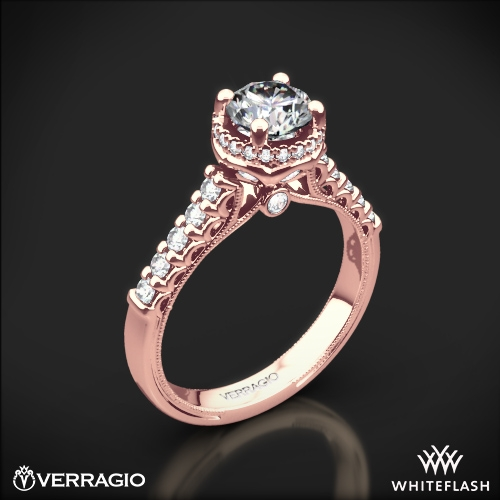 Verragio Classic 916RD7 Diamond Engagement Ring