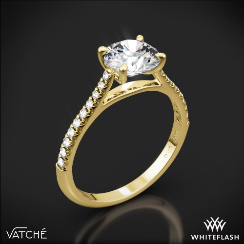 zelda wedding rings vatche 1544 pave engagement ring 3758 1544