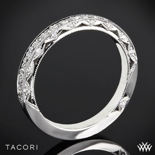 Tacori HT2516B Blooming Beauties Diamond Wedding Ring