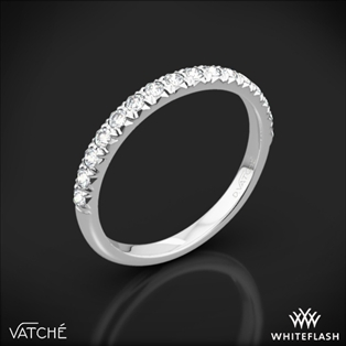 Vatche 1533 Charis Pave Diamond Wedding Ring