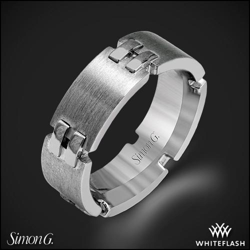 Simon G. LP2279 Men's Wedding Ring