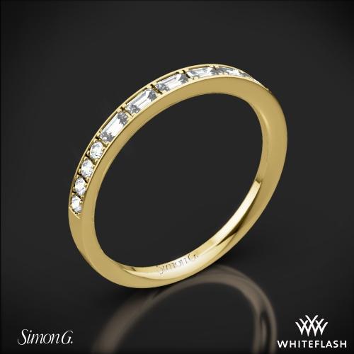 Simon G. MR2220 Duchess Diamond Wedding Ring
