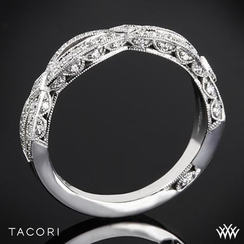 Tacori HT2528B Diamond Wedding Ring