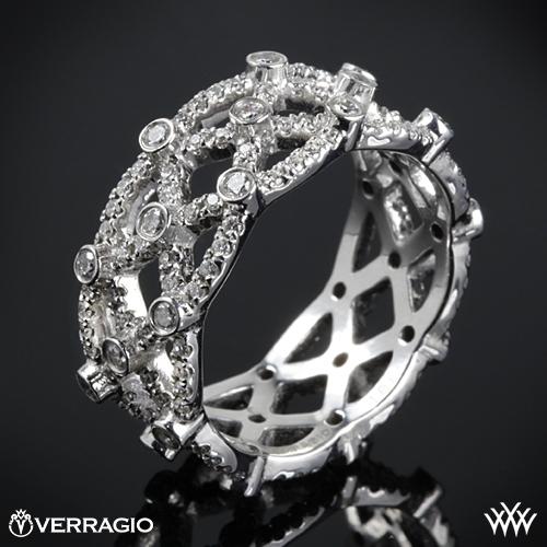Verragio WED-4022 Eternal Lace Diamond Wedding Ring