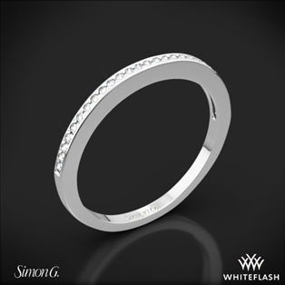 Simon G. MR1939 Fabled Diamond Wedding Ring