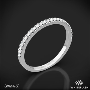 Simon G. MR2459 Passion Diamond Wedding Ring