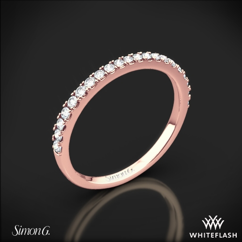 Simon G. MR2526 Fabled Diamond Wedding Ring