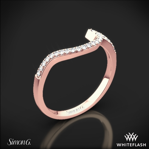 Simon G. MR2533 Passion Diamond Wedding Ring