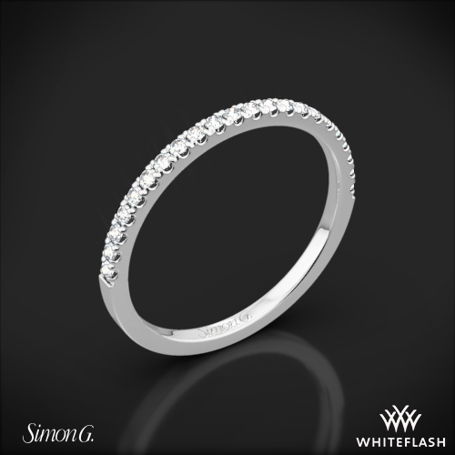 Simon G. NR468 Passion Diamond Wedding Ring
