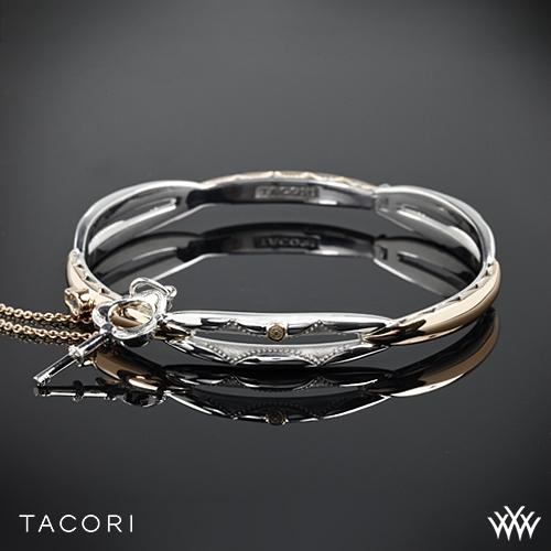 Tacori SB178 Two-Tone Promise Bracelet