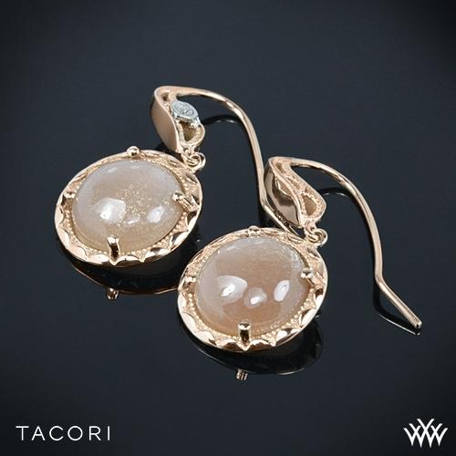 Tacori SE188P36 Moon Rosé Earrings