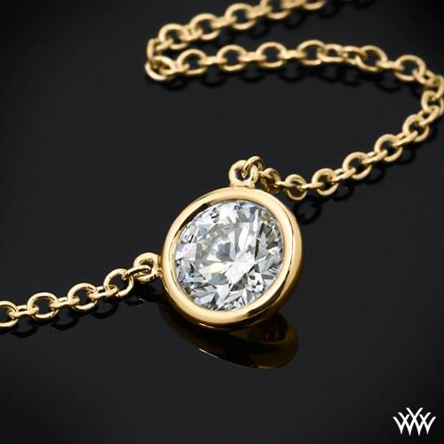 Verismo Diamond Pendant