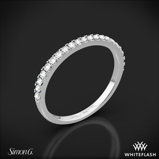 Simon G. MR2526 Fabled Diamond Wedding Ring