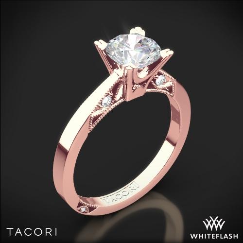 Tacori 2584RD Simply Tacori Solitaire Engagement Ring