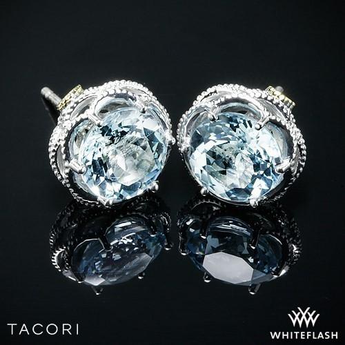 Tacori SE10502 Island Rains Sky Blue Topaz Earrings