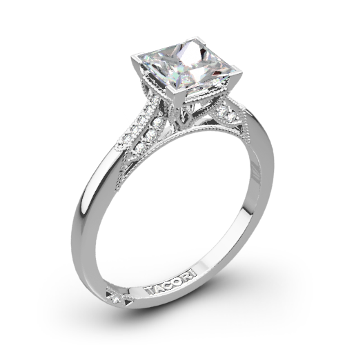 Tacori 2651PR Simply Tacori Diamond Engagement Ring