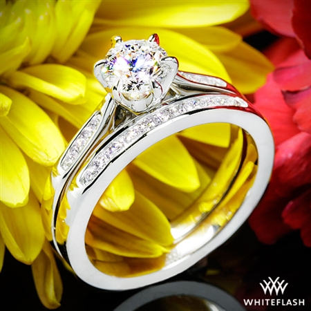 The setting, diamonds, and craftsmanship are all spectacular.