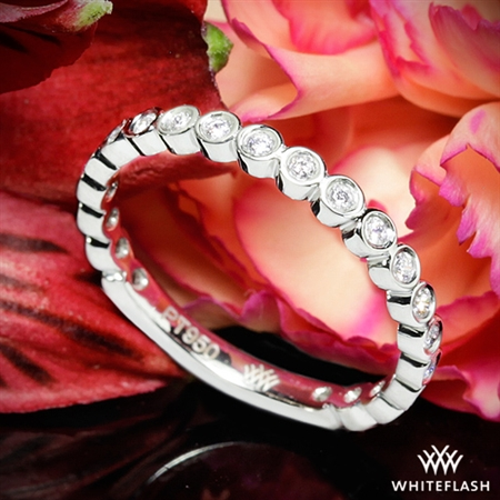 Danielle Jazz Bezel Diamond Ring