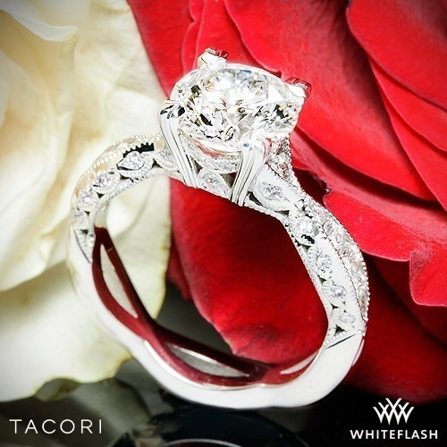 Tacori 2578RD Diamond Engagement Ring
