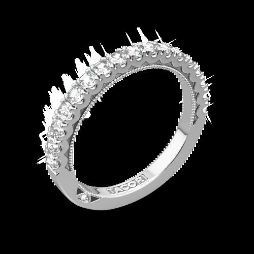 Tacori 32-2 Clean Crescent Diamond Wedding Ring