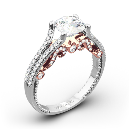 Verragio INS-7063R Insignia Diamond Engagement Ring