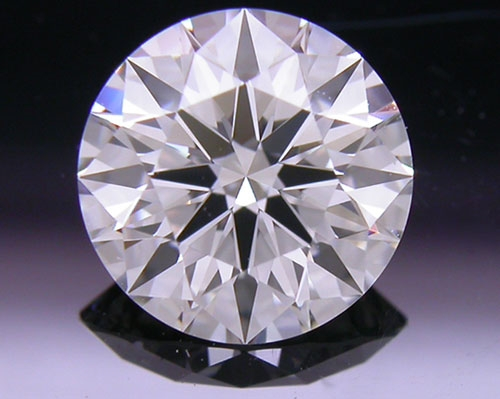 1.121 ct I VS1 A CUT ABOVE® Hearts and Arrows Super Ideal Round Cut Loose Diamond
