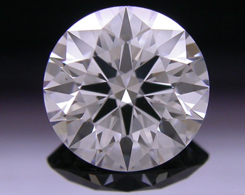1.087 ct F VS2 A CUT ABOVE® Hearts and Arrows Super Ideal Round Cut Loose Diamond