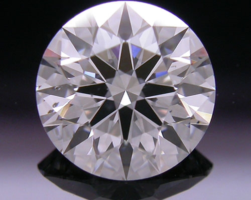 1.137 ct D SI1 A CUT ABOVE® Hearts and Arrows Super Ideal Round Cut Loose Diamond