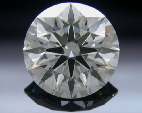 0.94 ct F SI1 A CUT ABOVE® Hearts and Arrows Super Ideal Round Cut Loose Diamond