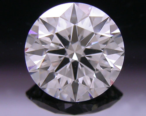 1.027 ct G VS2 A CUT ABOVE® Hearts and Arrows Super Ideal Round Cut Loose Diamond