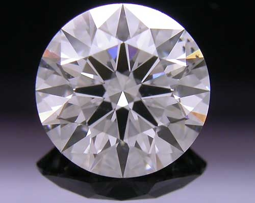 1.131 ct I SI1 A CUT ABOVE® Hearts and Arrows Super Ideal Round Cut Loose Diamond