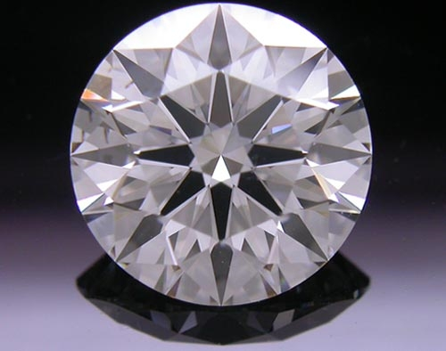 1.648 ct J SI1 A CUT ABOVE® Hearts and Arrows Super Ideal Round Cut Loose Diamond