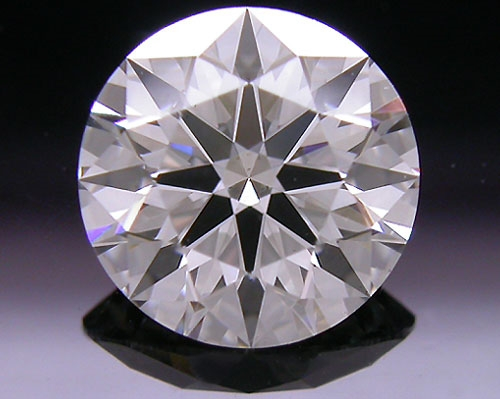 1.11 ct G SI1 A CUT ABOVE® Hearts and Arrows Super Ideal Round Cut Loose Diamond
